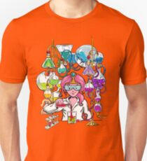 Science With Princess Bubblegum T-Shirt