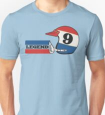 Vintage #9 Legend of Motocross Marty Smith Print  Unisex T-Shirt