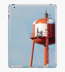 Standard Water Tower of Spokane iPad Case/Skin