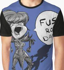 Fus Ro Dah Graphic T-Shirt