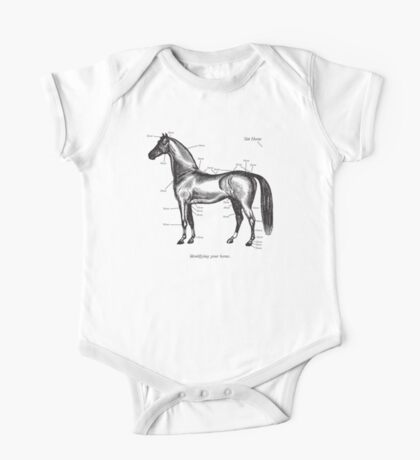 Identifying your horse Kids Clothes