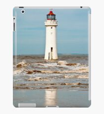 New Brighton Lighthouse iPad Case/Skin
