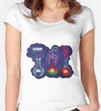 science Women's Fitted Scoop T-Shirt