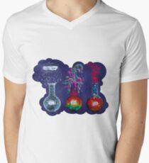 science Men's V-Neck T-Shirt