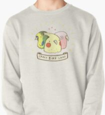 Crazy Bird Lady Pullover