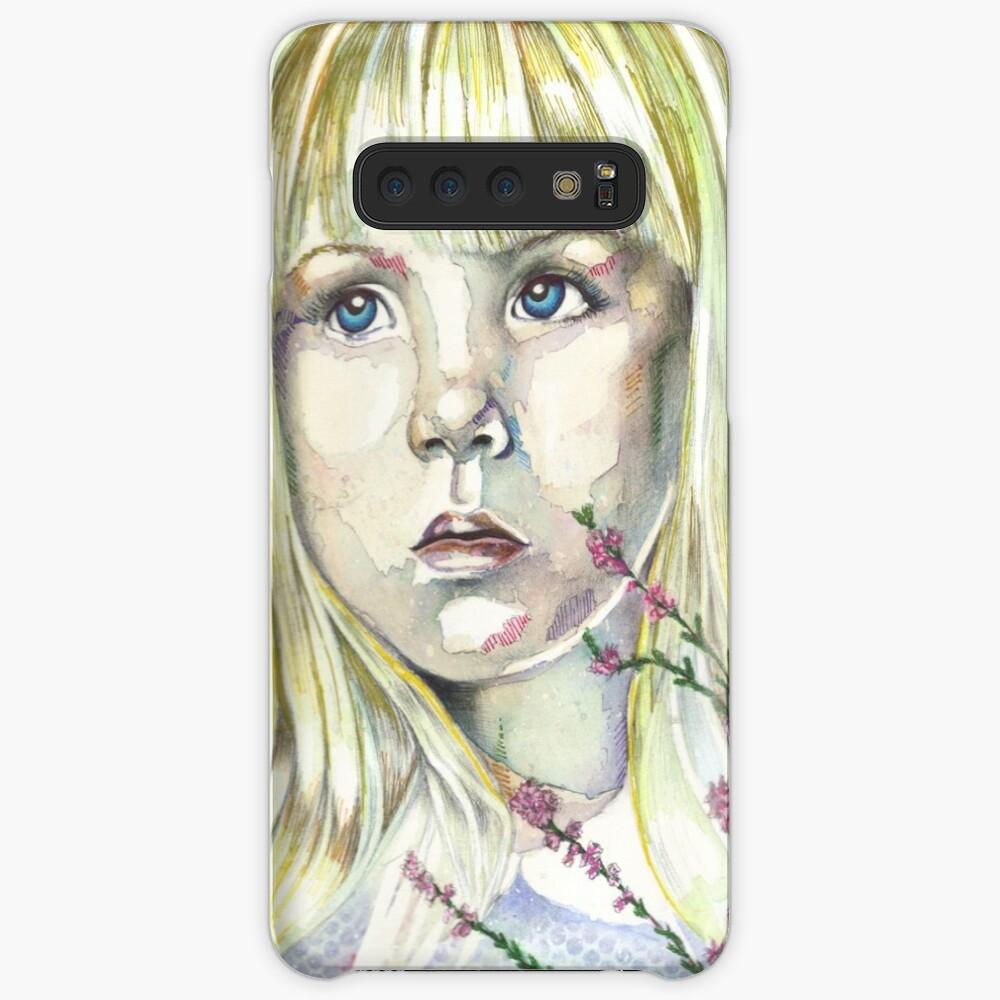 Heather Samsung Galaxy Snap Case