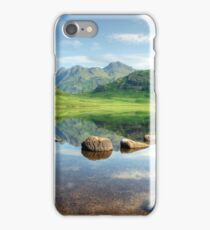 Blea Tarn in July iPhone Case/Skin