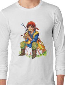 Dragon Quest 8 Long Sleeve T-Shirt