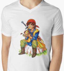 Dragon Quest 8 Men's V-Neck T-Shirt