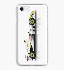 Jenson Button - Brawn BGP001 - Brazil iPhone Case/Skin