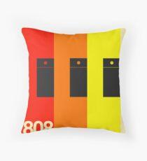 TR 808 V2 Throw Pillow