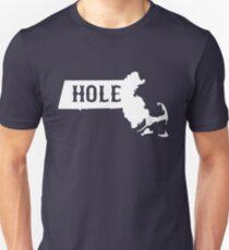 Camiseta ajustada Massachusetts Masshole