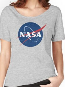 Nasa Women's Relaxed Fit T-Shirt