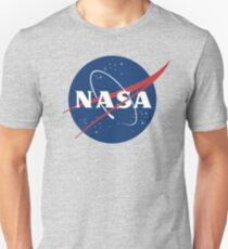 NASA Slim Fit T-Shirt