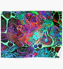 PSYCHEDELIC Color Poster