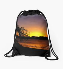 End of the Day - Seisa Drawstring Bag