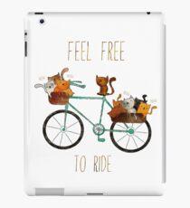 bicycle /Agat/ iPad Case/Skin