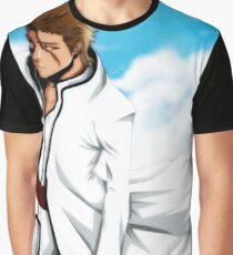 Sosuke Aizen Graphic T-Shirt
