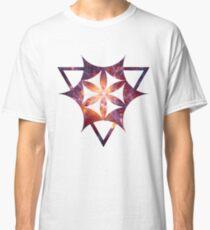 Sacred Geometry Space III - White Classic T-Shirt