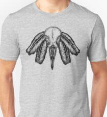 Aves (Black) Unisex T-Shirt