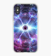 Eye Of The Universe iPhone Case