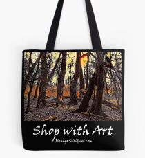 In the Prater Woods - Shop with Art Tote Bag