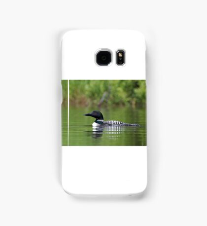 Common loon  Samsung Galaxy Case/Skin