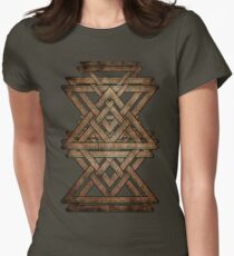Winya No.59 Womens Fitted T-Shirt