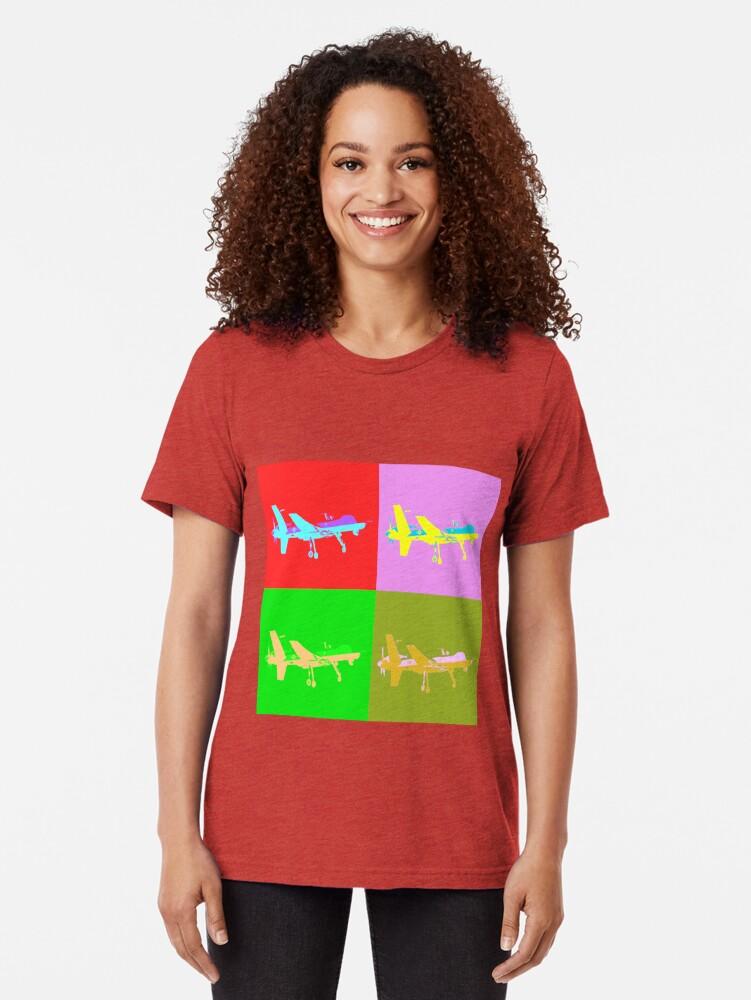 Alternate view of Kill List Tri-blend T-Shirt