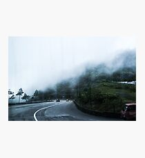 The Mist Photographic Print