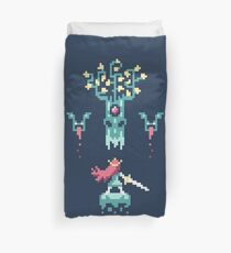 Crystal Tree Duvet Cover
