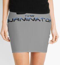 THE BURNINATOR Mini Skirt