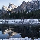 Yosemite Mountains by madewithtubo