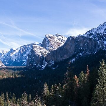 Yosemite Valley by madewithtubo
