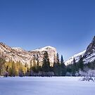 Yosemite Mirror Lake by madewithtubo