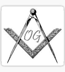 OG 33 Sticker