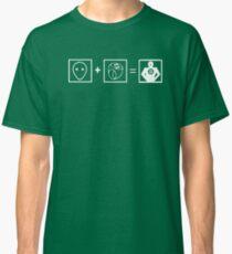Sheldon's Lantern Equation Classic T-Shirt