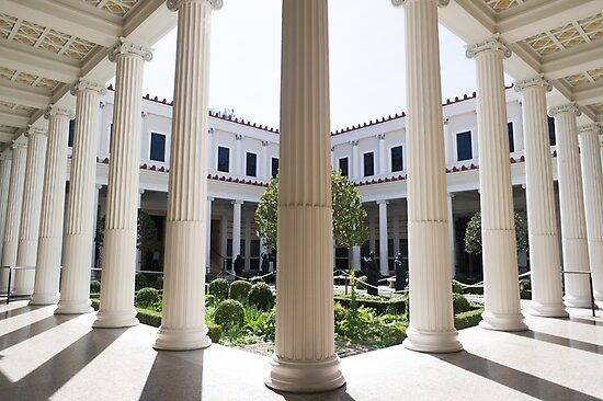 Getty Villa by madewithtubo