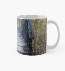 Wooden jetty Classic Mug