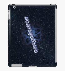 Argonian omegahedron iPad Case/Skin