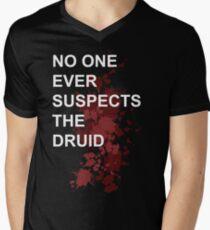 Murder Druid Men's V-Neck T-Shirt