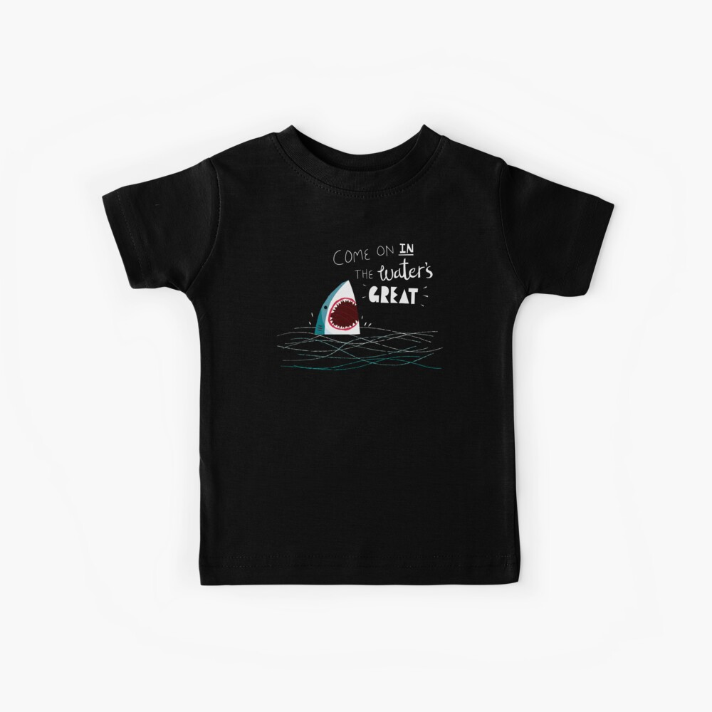 Great Advice Shark Kids T-Shirt