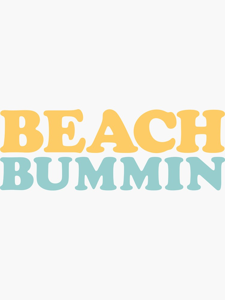 Strand Bummin von LanceDonnahue