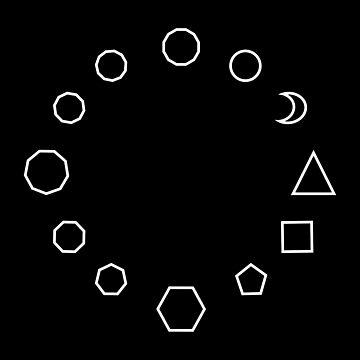 Geometric Clock (Aleksandar Domuz- ASIE) by EmmaMelgoza
