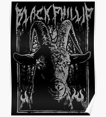 Black Metal Phillip Poster