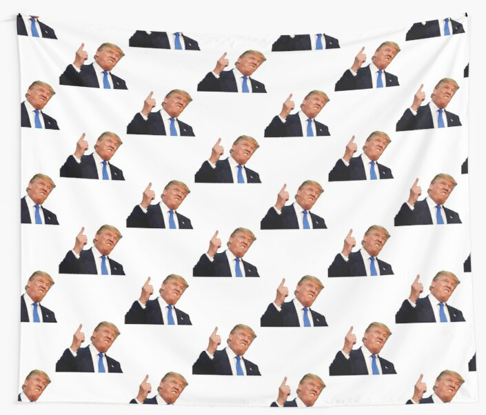 Donald Trump by Kasber