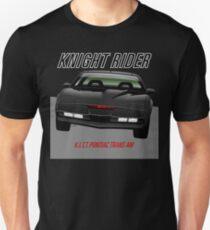 Knight Rider Pontiac Trans Am 1982 Unisex T-Shirt