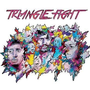 Triangle Fight's Face-Splash by TriangleFight