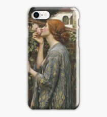 John William Waterhouse - The Soul Of The Rose iPhone Case/Skin