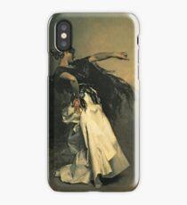 John Singer Sargent - The Spanish Dancer Study For El Jaleo iPhone Case/Skin